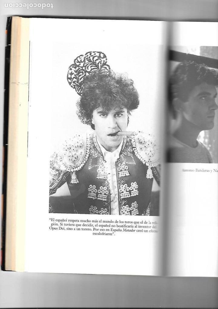 Libros de segunda mano: Pedro Almodóvar, un cine visceral año 1995 contiene 202 páginas el pais aguilar - Foto 3 - 168736064