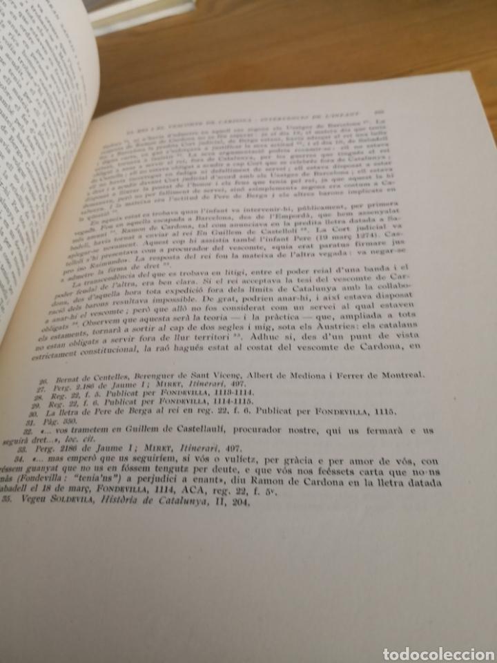 Libros de segunda mano: Pere el gran primera part L, infant Ferran soldevila - Foto 5 - 168987236