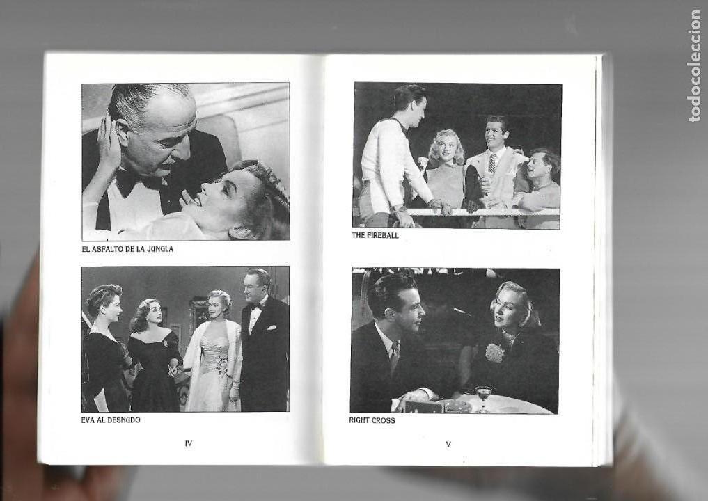 Libros de segunda mano: Marilyn Monroe, la diosa del sexo, Biografias de Cine, Luis Gasca. año 1994. contiene 256 páginas. - Foto 3 - 169324176