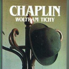 Libros de segunda mano: CHAPLIN. WOLFRAM TICHY. EDITORIAL SALVAT. LIBRO NUEVO. Lote 169718496