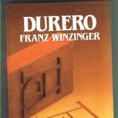 Libros de segunda mano: DURERO. FRANZ WINZINGERS. EDITORIAL SALVAT. LIBRO NUEVO. Lote 169725572