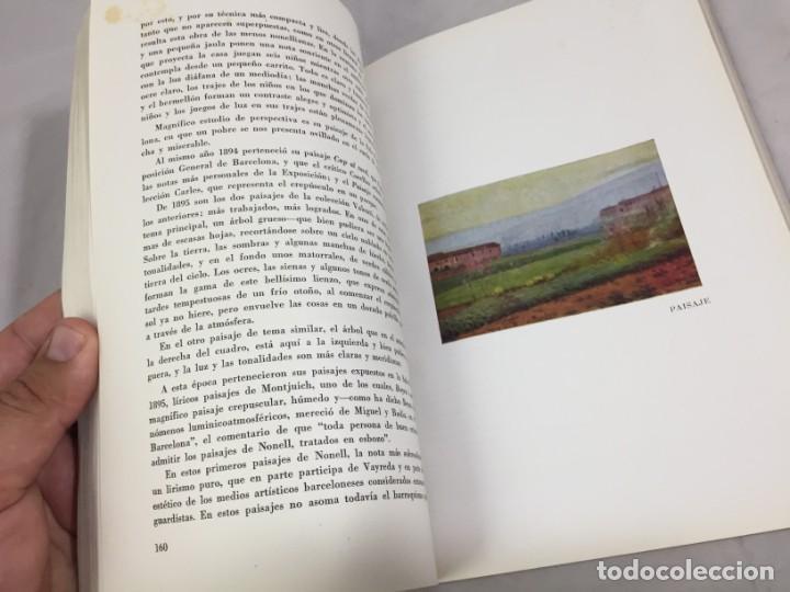 Libros de segunda mano: Isidro Nonell su vida y su Obra por Carolina Nonell editorial Dossat Madrid 1963 rústica original - Foto 7 - 169776964