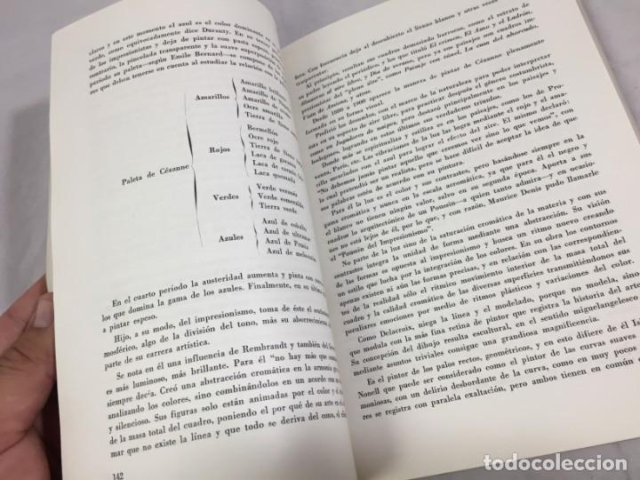 Libros de segunda mano: Isidro Nonell su vida y su Obra por Carolina Nonell editorial Dossat Madrid 1963 rústica original - Foto 9 - 169776964