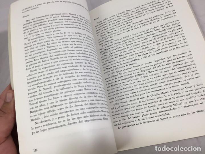 Libros de segunda mano: Isidro Nonell su vida y su Obra por Carolina Nonell editorial Dossat Madrid 1963 rústica original - Foto 10 - 169776964
