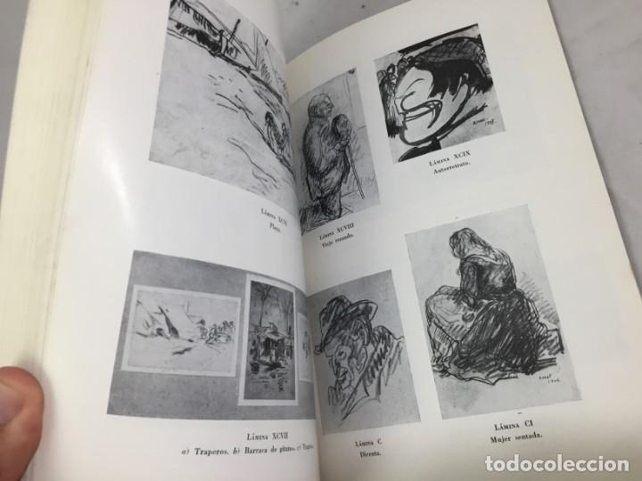 Libros de segunda mano: Isidro Nonell su vida y su Obra por Carolina Nonell editorial Dossat Madrid 1963 rústica original - Foto 13 - 169776964