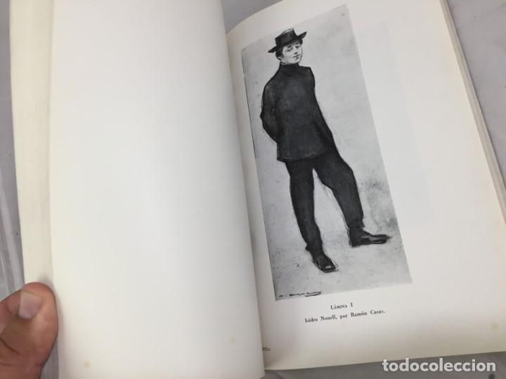 Libros de segunda mano: Isidro Nonell su vida y su Obra por Carolina Nonell editorial Dossat Madrid 1963 rústica original - Foto 16 - 169776964