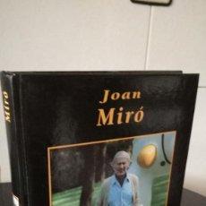 Libros de segunda mano: 13- GRANDES BIOGRAFIAS, JOAN MIRO, 1999. Lote 170128812