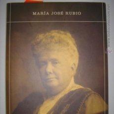 Libros de segunda mano: LA CHATA. MARIA JOSE RUBIO. LA ESFERA DE LOS LIBROS. 2003. MIDE: 24,8 X 16,8 CMS.. Lote 170245616
