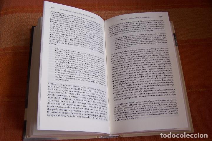 Libros de segunda mano: CHE GUEVARA. LA VIDA EN ROJO. JORGE G. CASTAÑEDA. ABC, 1997. - Foto 3 - 170381056