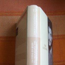 Libros de segunda mano: CHE GUEVARA. LA VIDA EN ROJO. JORGE G. CASTAÑEDA. ABC, 1997.. Lote 170381056