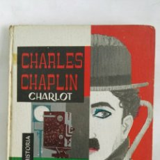 Libros de segunda mano: FIGURAS DE LA HISTORIA CHARLOT. Lote 170411833