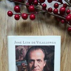 Libros de segunda mano: EL REY. JOSÉ LUIS DE VILALLONGA. Lote 170519880