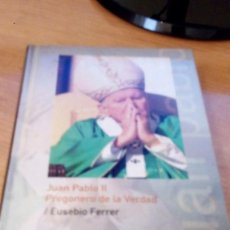 Libros de segunda mano: BIOGRAFIAS VIVAS ABC Nº 6 JUAN PABLO II *IMPECABLE*. Lote 126167031