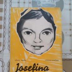 Libros de segunda mano: JOSEFINA, LA GORETTI ESPAÑOLA - ALBERTO MARTÍN. Lote 170876835