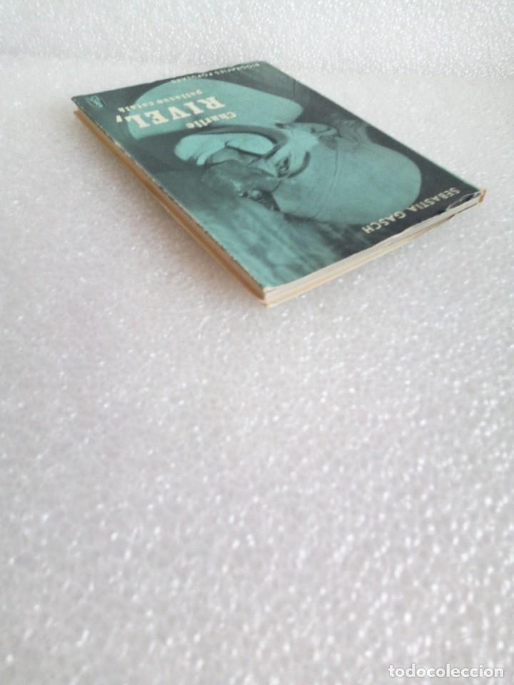 Libros de segunda mano: CHARLIE RIVEL, FIRMADO Y DEDICADO - FIRMA Y DEDICATORIA del payaso- SEBASTIÁ GASCH - Foto 6 - 170959048