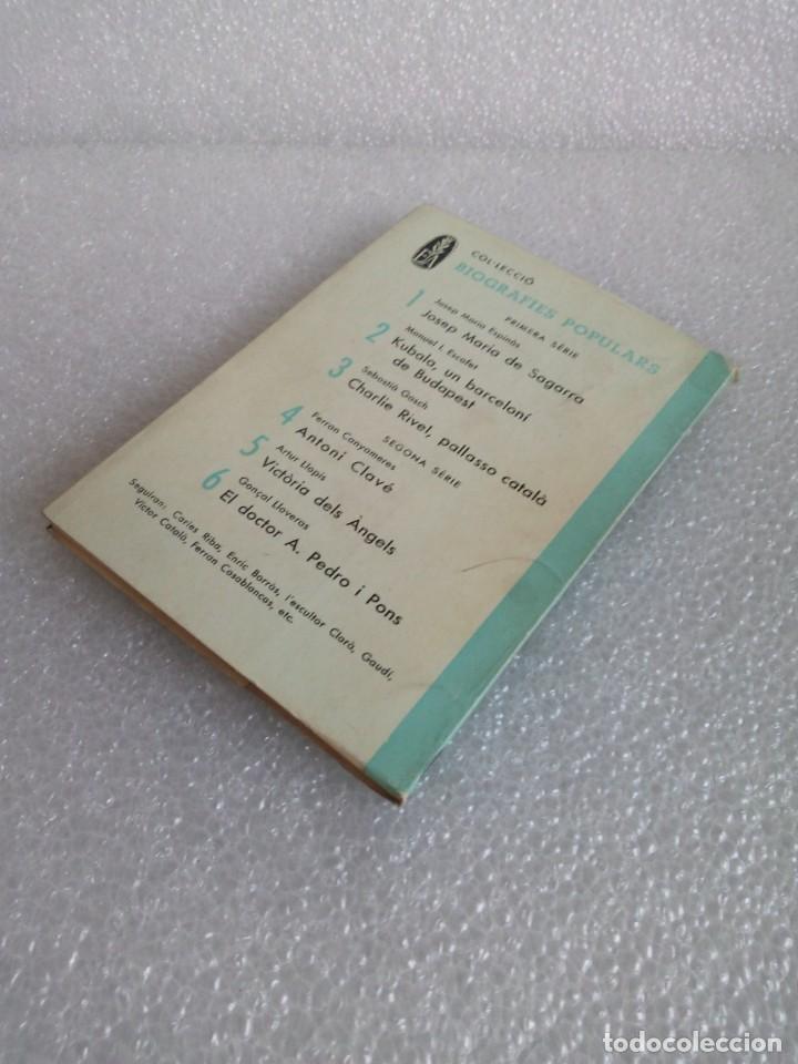 Libros de segunda mano: CHARLIE RIVEL, FIRMADO Y DEDICADO - FIRMA Y DEDICATORIA del payaso- SEBASTIÁ GASCH - Foto 8 - 170959048