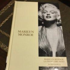 Libros de segunda mano: MARILYN MONROE LA DIOSA DEL SEXO. LUIS GASCA. Lote 171449758