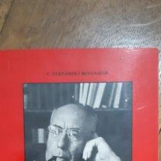 Libros de segunda mano: LLORENÇ M. DURAN I COLL. INCA 1903.C. FERNANDEZ BENNASSAR. PALMA DE MALLORCA 1985. Lote 171545402