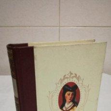 Libros de segunda mano: 2- DOÑA BLANCA DE NAVARRA, FRANCISCO NAVARRO VILLOSLADA,1972. Lote 171604133