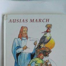 Libros de segunda mano: AUSIAS MARCH. Lote 171651435