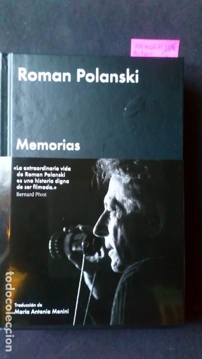MEMORIAS ROMAN POLANSKI (Libros de Segunda Mano - Biografías)