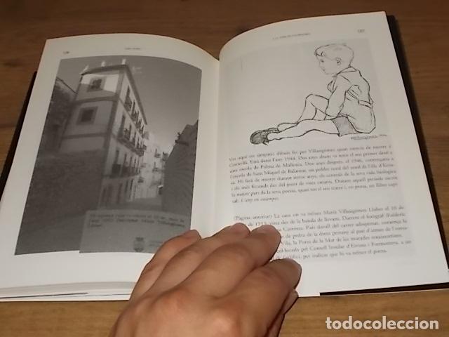 Libros de segunda mano: A LA VORA DE VILLANGÓMEZ . JEAN SERRA. EDICIONS DOCUMENTA BALEAR. 2007 . EIVISSA . - Foto 9 - 171735244
