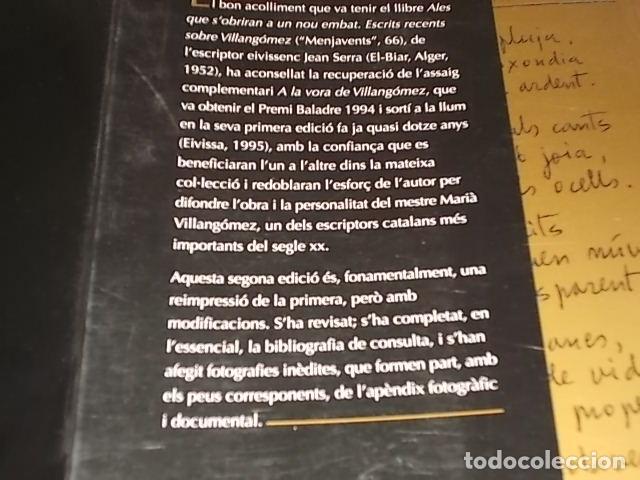 Libros de segunda mano: A LA VORA DE VILLANGÓMEZ . JEAN SERRA. EDICIONS DOCUMENTA BALEAR. 2007 . EIVISSA . - Foto 14 - 171735244