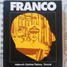 Libros de segunda mano: FRANCO - HELLMUTH GÜNTHER DAHMS. Lote 171992137