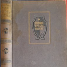 Libros de segunda mano: VIDAS INGLESAS 1944. Lote 172337304