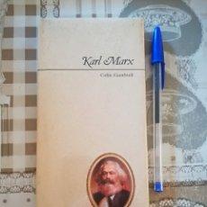 Libros de segunda mano: KARL MARX - COLIN GUMBRELL - ESTÁ PRECINTADO DE EDITORIAL. Lote 172611978