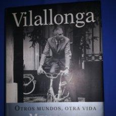 Libros de segunda mano: VILLALONGA LA CRUDA Y TIERNA VERDAD MEMORIAS NO AUTORIZADAS LL. Lote 172695812