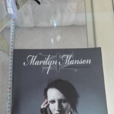 Libros de segunda mano: LIBRO MARILYN MANSON THE UNATHORIZED BIOGRAPHY IDIOMA INGLÉS DOUG SMALL . Lote 173384764