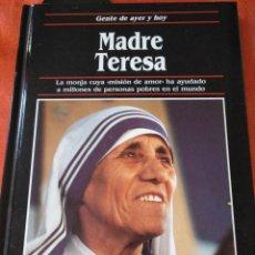 Libros de segunda mano: MADRE TERESA. EDICIONES SM. Lote 173487808