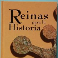 Libros de segunda mano: LMV - REINAS PARA LA HISTORIA. JUANA LA LOCA. MANUEL. A. PENELLA. CLUB INTERNACIONAL DEL LIBRO. Lote 173507940