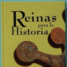 Libros de segunda mano: LMV - REINAS PARA LA HISTORIA. MARIA ANTONIETA. EDMUND Y JULES GONCOURT. Lote 173508229