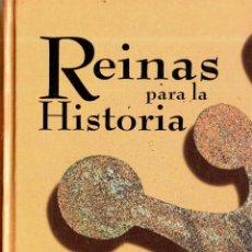 Libros de segunda mano: VESIV COLECCION CLUB INTERNACIONAL DEL LIBRO REINAS PARA LA HISTORIA JUANA LA LOCA PRECINTADO . Lote 173683657