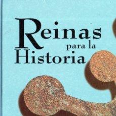 Libros de segunda mano: VESIV COLECCION CLUB INTERNACIONAL DEL LIBRO REINAS PARA LA HISTORIA MARIA ESTUARDO PRECINTADO . Lote 173683672