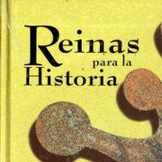 Libros de segunda mano: VESIV COLECCION CLUB INTERNACIONAL DEL LIBRO REINAS PARA LA HISTORIA MARIA ANTONIETA PRECINTADO . Lote 173683684