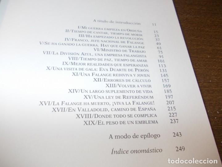 Libros de segunda mano: Si la memoria no me falla, José Antonio Girón de Velasco. Planeta 2ª ed. 11/1994, defecto - Foto 3 - 173812969