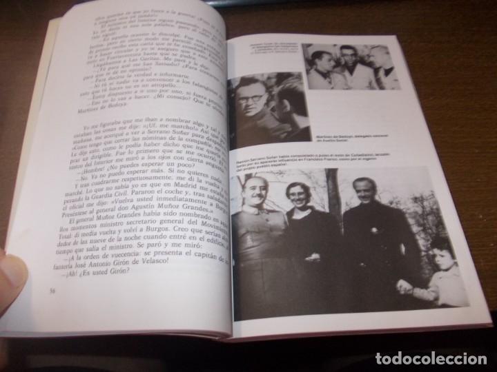 Libros de segunda mano: Si la memoria no me falla, José Antonio Girón de Velasco. Planeta 2ª ed. 11/1994, defecto - Foto 4 - 173812969