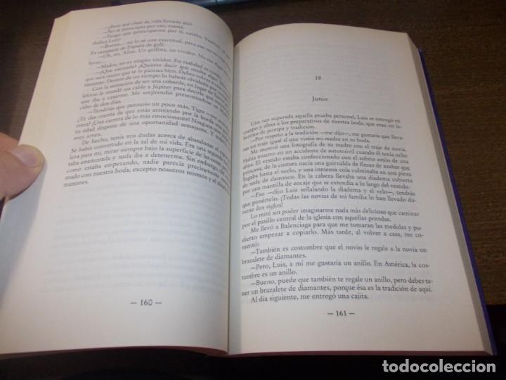 Libros de segunda mano: Aline Condesa de Romanones, Sangre Azul. Ed. B 1ª ed. mayo 1.990 - Foto 3 - 173813090