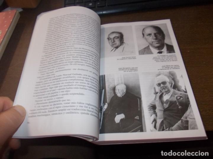 Libros de segunda mano: Río arriba, memorias. Gonzalo Fernández de la Mora. Planeta 1ª ed. marzo 1.995 - Foto 5 - 173813492