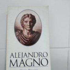 Libros de segunda mano: ALEJANDRO MAGNO. Lote 174017483
