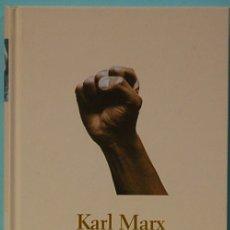 Libros de segunda mano: LMV - KARL KORSCH.- KARL MARX. BIBLIOTECA ABC, PROTAGONISTA DE LA HISTORIA. 2004. Lote 174151447