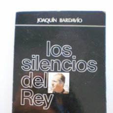 Libros de segunda mano: LOS SILENCIOS DEL REY. Lote 174431139
