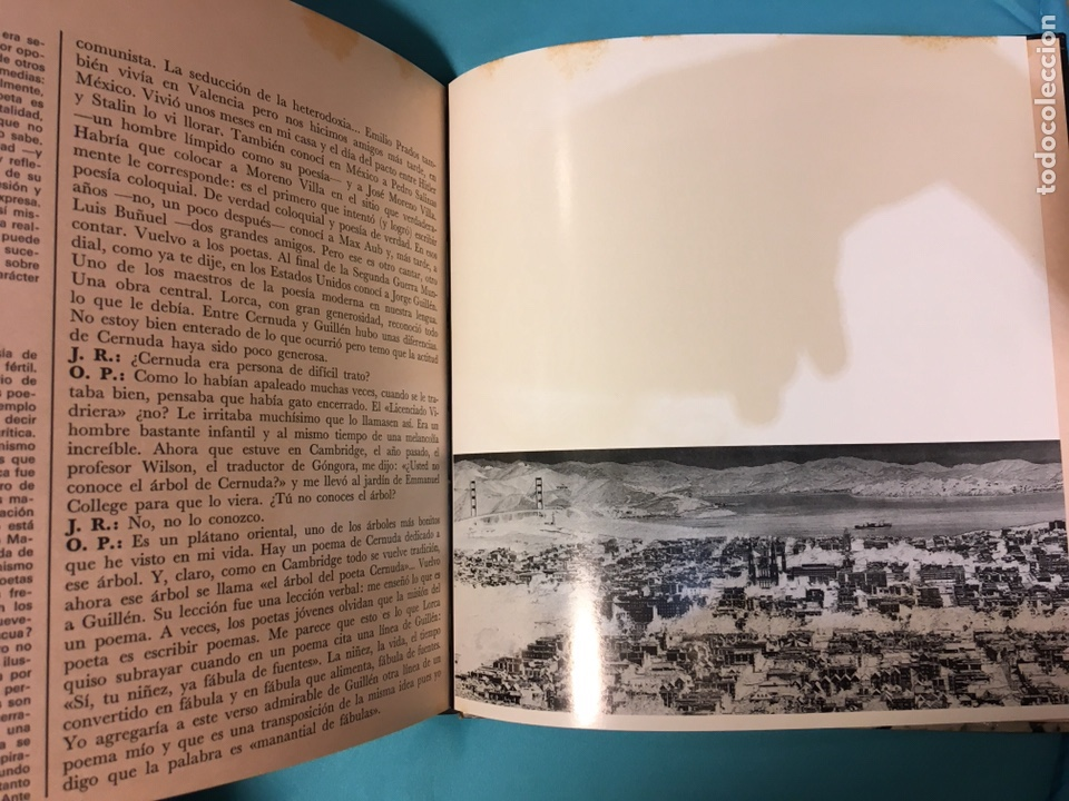 Libros de segunda mano: Solo a dos vives. Octavio Paz Julian Ríos. 1973 - Foto 10 - 176169372