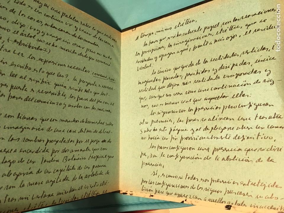 Libros de segunda mano: Solo a dos vives. Octavio Paz Julian Ríos. 1973 - Foto 13 - 176169372