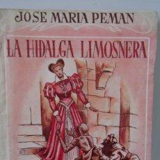 Libros de segunda mano: @ LIBROS DE OCASION @ JOSE MARIA PEMAN @ VIDA DE JUAN FRANCISCO DE REGIS @ 1944 - 1916. @. Lote 176639538