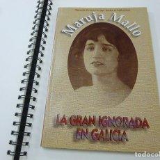 Livros em segunda mão: MARUJA MALLO, LA GRAN IGNORADA EN GALICIA. 1995, LUGO.- P 1. Lote 176926084