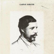 Libros de segunda mano: MALLORCA EN LA VIDA DEL ARCHIDUQUE. GASPAR SABATER. Lote 176926340